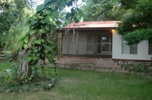 Ons nieuwe huis met veranda!